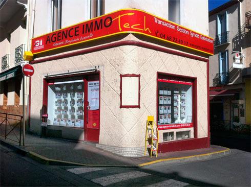 Agence immobilière Immotech Amélie les Bains, Pyrénées-Orientales 66
