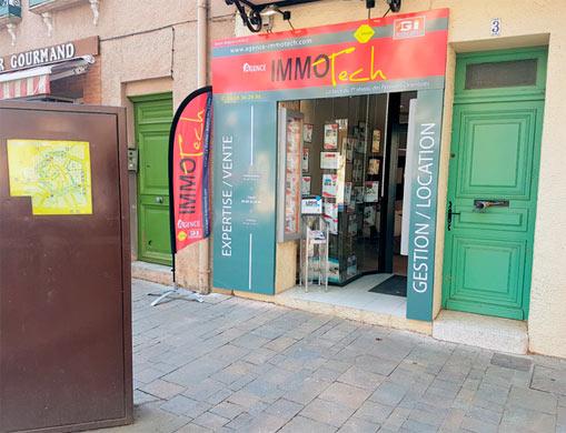 Agence immobilière Immotech à Céret, Pyrénées-Orientales 66